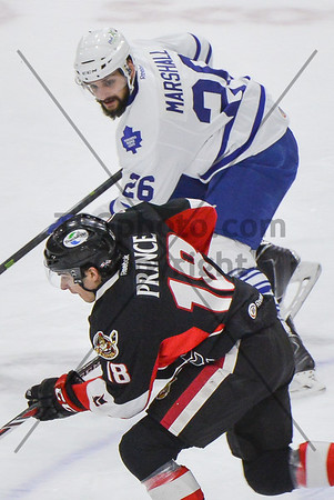 Feb 26 - vs Binghamton Senators