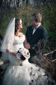 Becca, Brian Married
