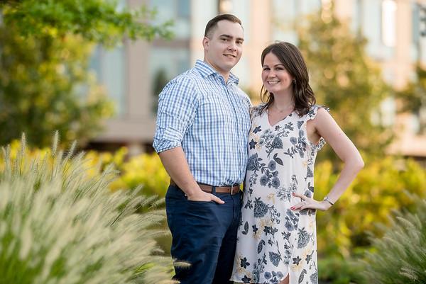 Stephanie and Garretts Engagement