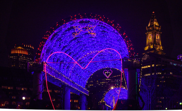 Tunnel of Love at Columbus Park