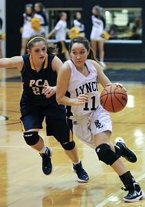Lady Friars Varsity Basketball vs Prestonwood Christian