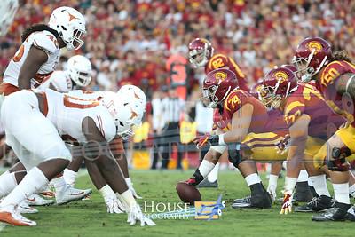 Texas vs USC 2017