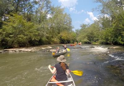 Okatoma Creek Canoe Trip