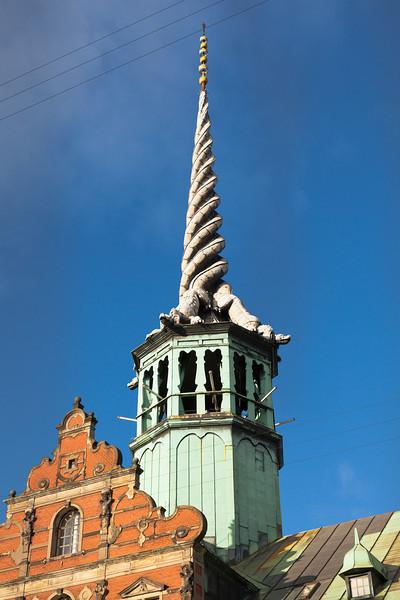 _MG_3884  The old Copenhagen Stock Exchange, built 1619 - 1640