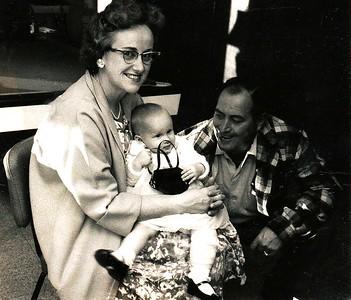1961 Family Photos