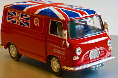 British cars and vans