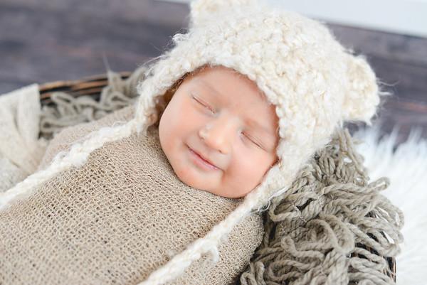 Newborn Wes