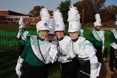 NMHS Marching Band at USSBA Competition, Bunnell High School, October 30, 2010