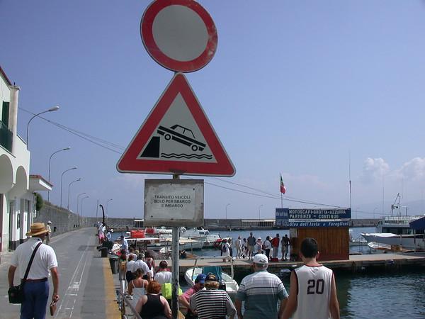 2002-07-20 - Naples & Pompei