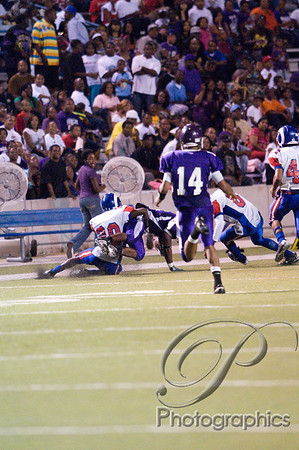 Kashmere vs Wheatley Homecoming 2008