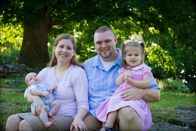 McBroome Family Folder