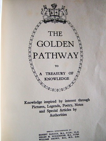 Golden Pathway Annual