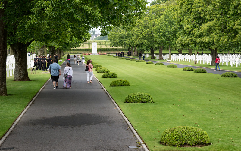 Mall leading to Cenotaph