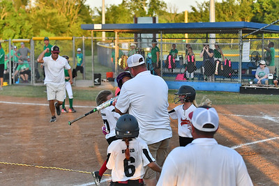 Pee Wee Softball All Stars