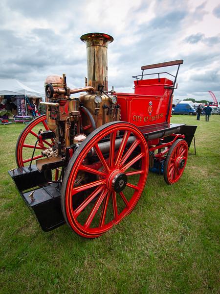Shand Mason C, 1876, Vintage Fire Engine