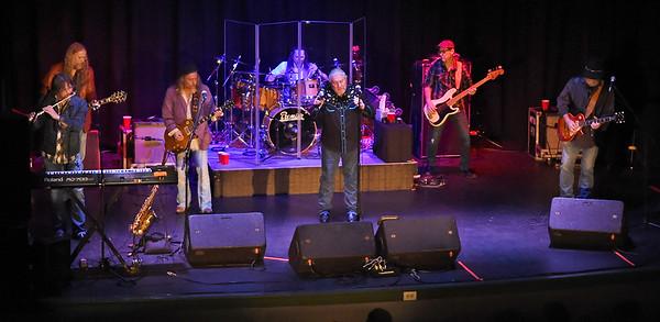 Marshall Tucker Band January 2020