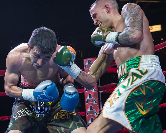 Logan McGuinness vs. Luis Armando Juarez