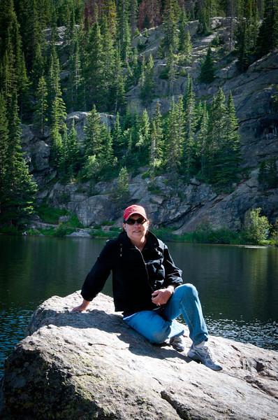 Charla at Bear Lake