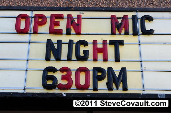 Lestat's Open Mic 8/29/2011