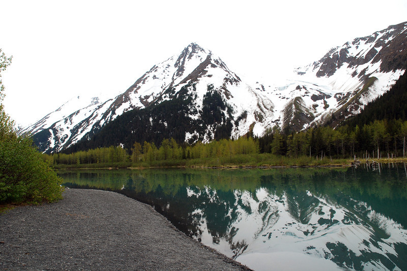 One last view of the beauty of Alaska