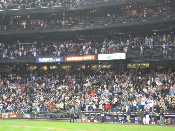 2009 Mariners games
