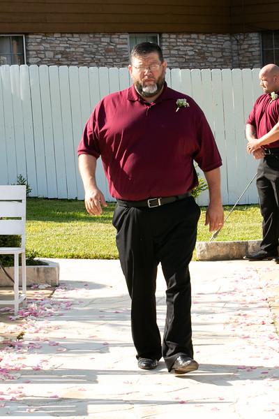 Derek Stefanie Ceremony