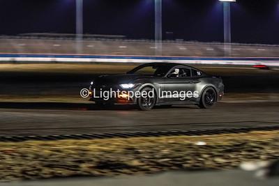 #58 Gray Mustang GT