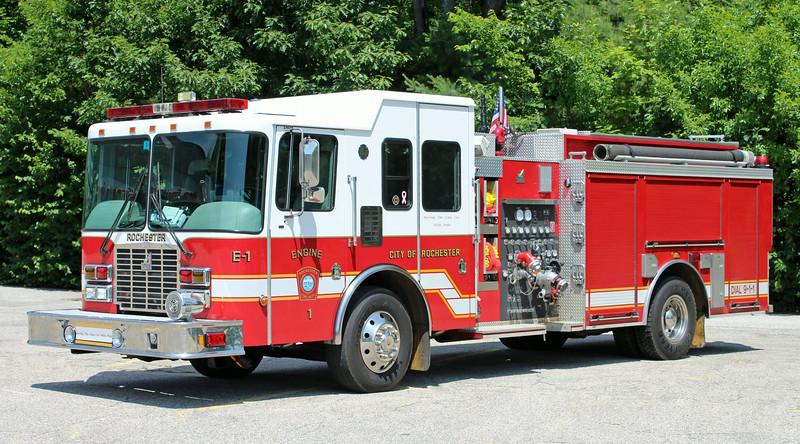 Engine 1 2002 HME / Smeal 1500 / 750