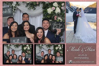 Minh & Han Wedding - October 26, 2019