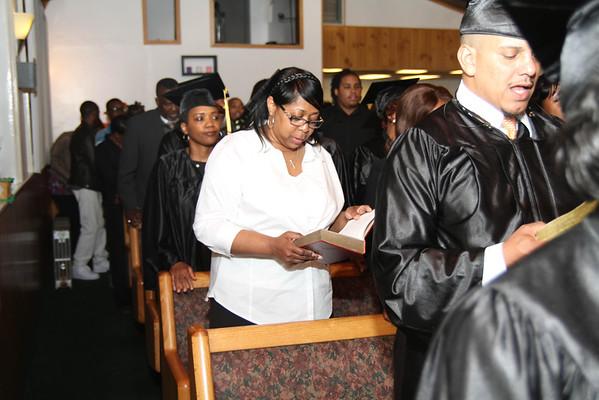 Divinity Bible Institute 2014