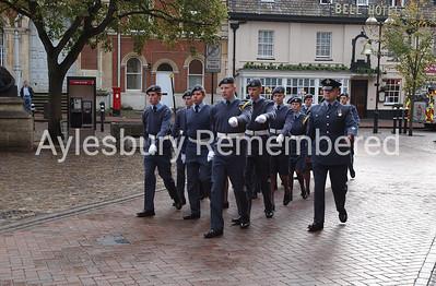 Remembrance Service, Nov 11th 2001