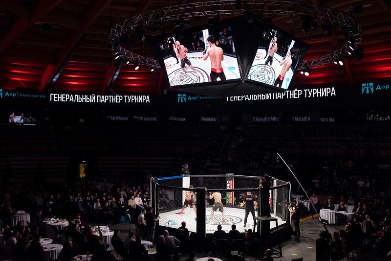 Kingdom Professional Fight Selection 5. Saint Petersburg, 2021.