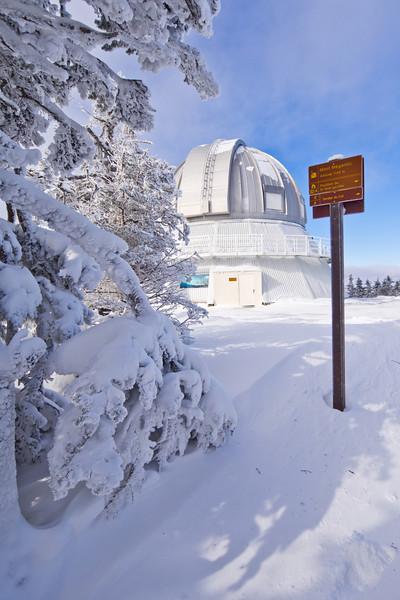 Observatoire scientifique du mont Mégantic