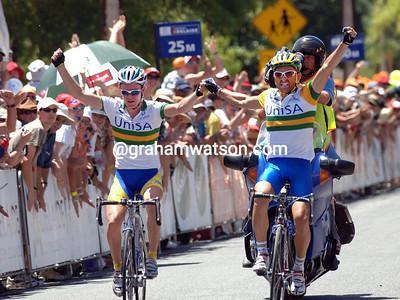 Australian Cyclists - miscelleneous