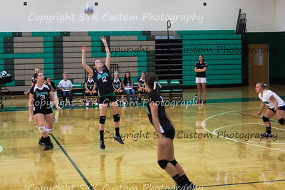 WBHS Volleyball vs Louisville