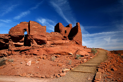 Indian Ruins, AZ