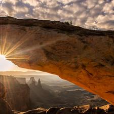 Mesa Arch Sunrise No. 2 - Canyonlands National Park