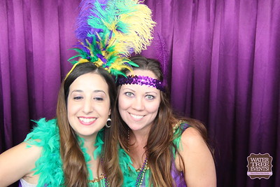Holiday Inn Mardi Gras Party
