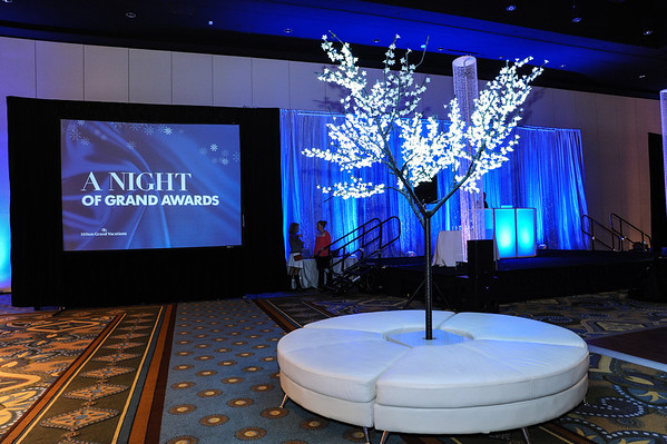 Hilton Grand Vacation Year End Party