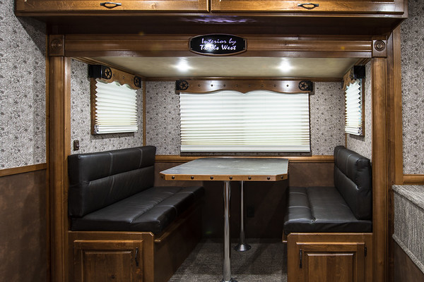 2019 Trails West Western Premium Interiors