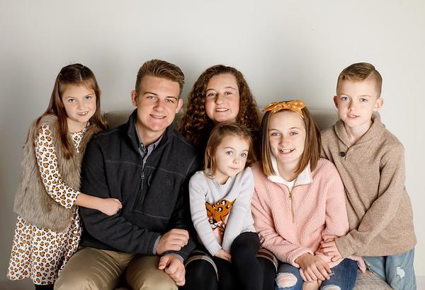 Jude Family 2019