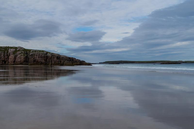 Ceannabeinne Beach, Scotland