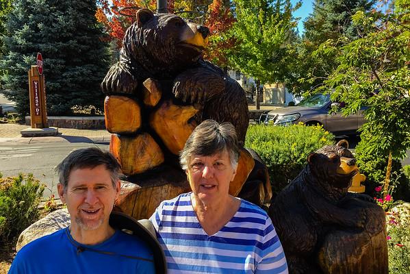 Big Bear Lake - October 2020