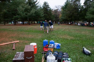 20141011 Gettysburg Camping Trip