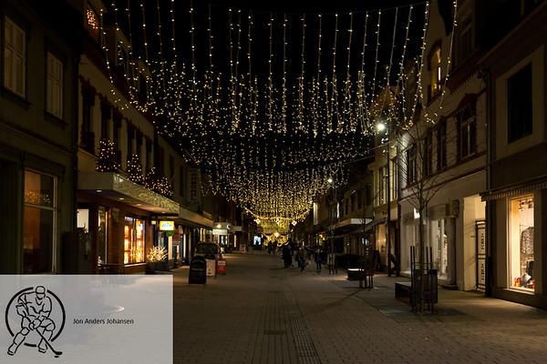 Julemarked i Sarpsborg, 9.12.17
