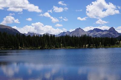 July 2012 Durango to Silverton, Colorado