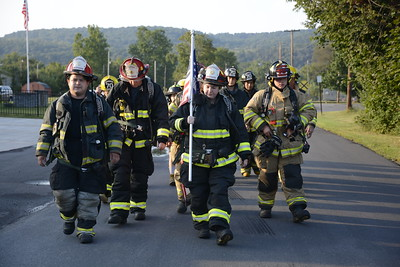 South Side Fire Company 9-11 Walk