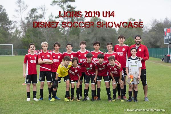 U14 Lions 2019