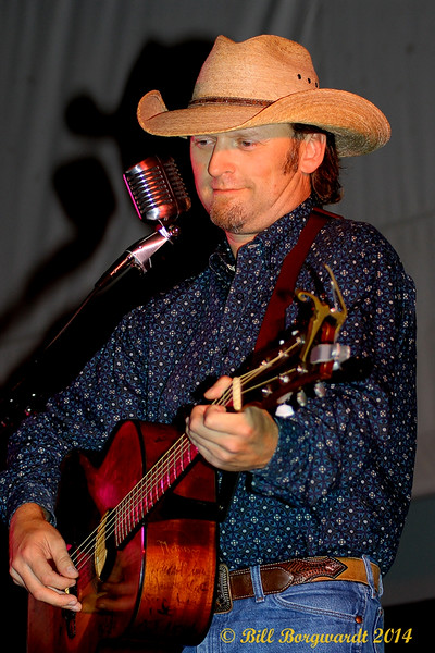 Allen Christie - 22nd annual Stony Plain Cowboy Gathering