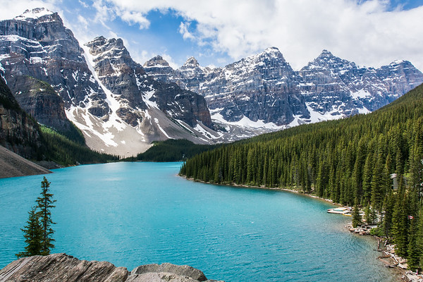 Banff National Park and the Canadian Rockies